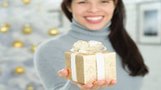 Take That Scrooge! Corporate Gift Giving on Rise