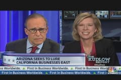 Arizona Seeks to Lure California Businesses East