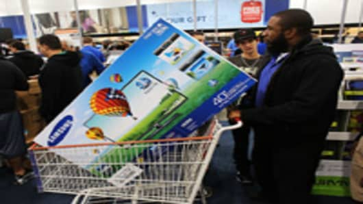 Best Buy Tries to Kickstart Sales With Black Friday
