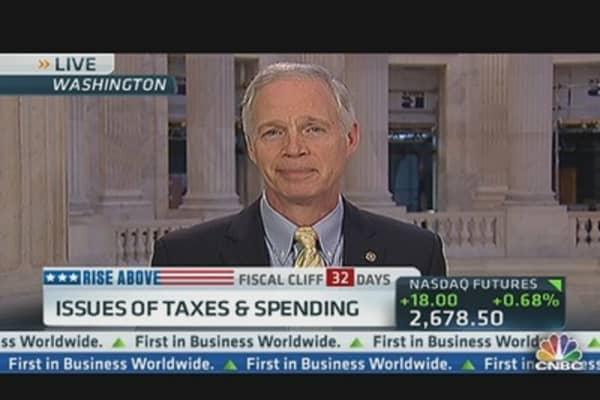Tax Cuts Should Stay Intact: Senator