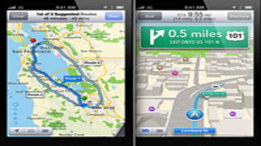 Apple Fires Manager in Charge of Maps Software