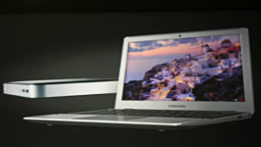 Google Dropping Hardware Partners With New Chromebook?