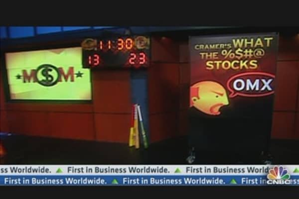 Take Notes! Cramer Play on OfficeMax