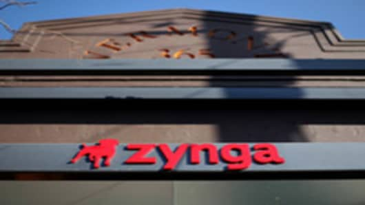 Zynga Tumbles on New Terms With Facebook