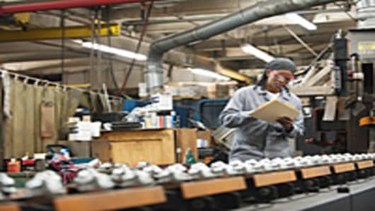Midwest Business Index Posts First Gain Since August
