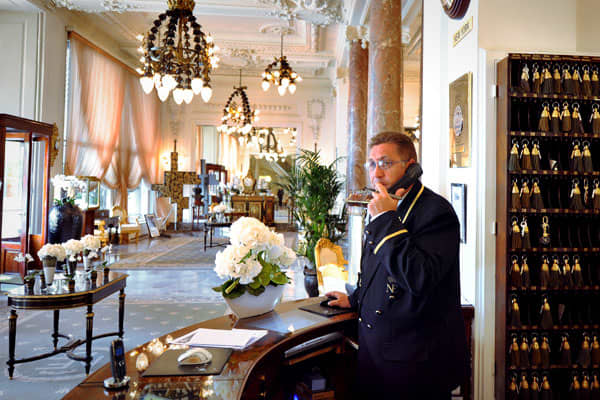 Over-the-Top Concierge Services