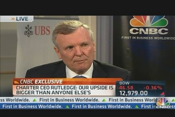 Charter CEO on Broadband Rollout