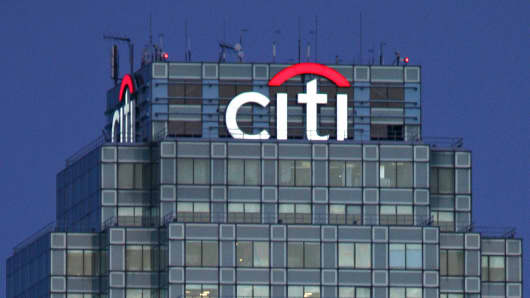 Citigroup Headquarters in Long Island City, New York.