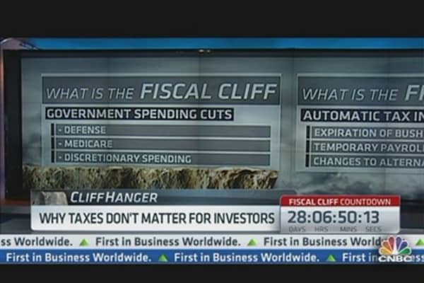 'Fiscal Cliff' Taxes Are 'Simply Noise': Kass