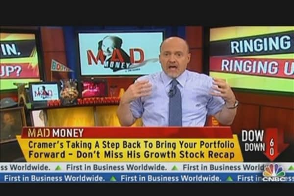 Cramer's Top Stock Picks