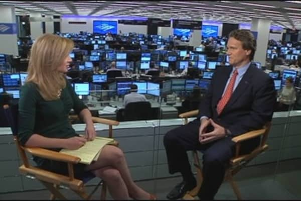 BofA CEO Says Mortgage Business Is Doing Better