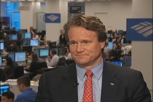 BofA Seeks to Raise Revenue by Expanding Relationships, Not Fees