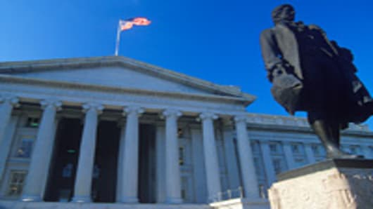 US Bond Prices Rise on Lack of 'Fiscal Cliff' Progress