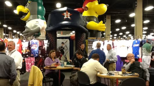 MLB Winter meetings, Nashville, TN
