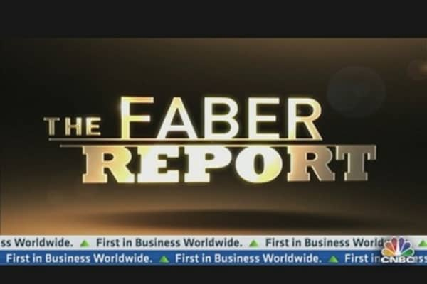 Faber Report: Diamondback Winding Down