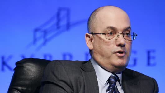 Steven A. Cohen, Founder and CEO of SAC Capital.