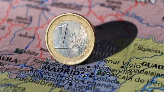 Euro Crisis Spain