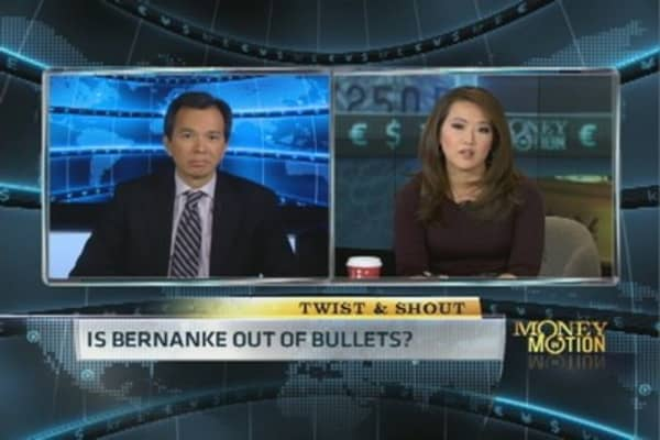 Is Bernanke Out of Bullets?
