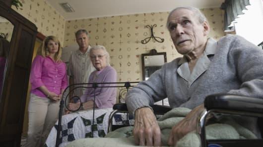 senior citizen health