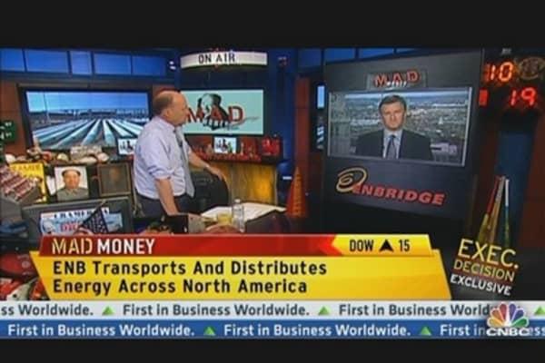 Pipeline Prospects With Enbridge CEO