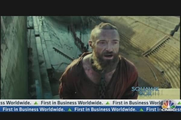 Les Miserables Hits the Big Screen