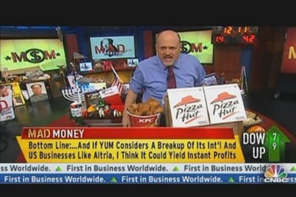 Cramer's Recipe for YUM