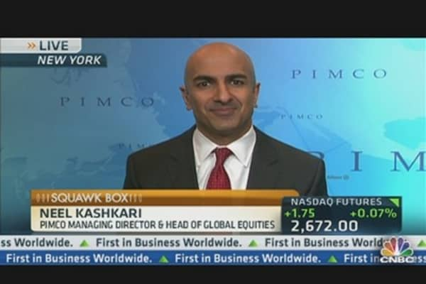 'Bernanke Has Very Limited Tools': Kashkari