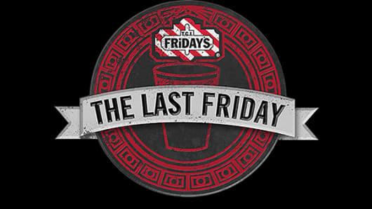 """Friday's """"Last Friday"""""""