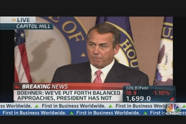 Boehner: 'Spending is the Problem'