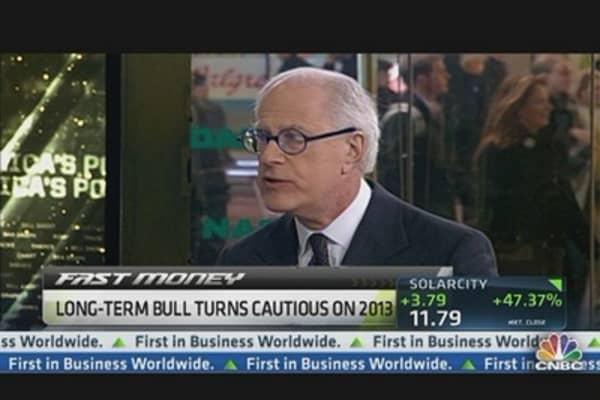 Long-Term Bull Turns Bearish for 2013
