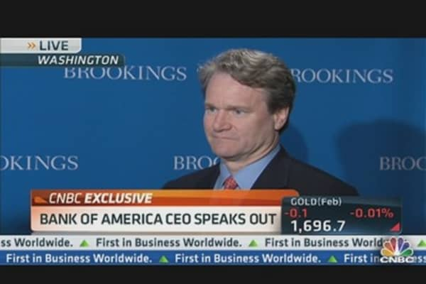 BofA CEO on Future of Home Ownership