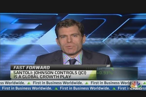 Sell on Any 'Fiscal Cliff' Deal: Santoli