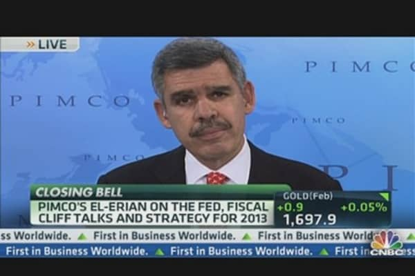 PIMCO's El-Erian on 2013 Strategies