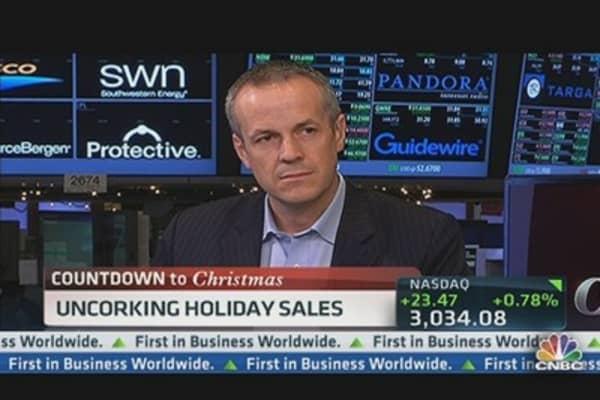 Uncorking Holiday Liquor Sales