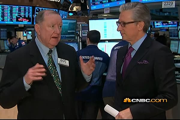 90 Seconds with Art Cashin: Traders Think There's a Plan in Here Somewhere