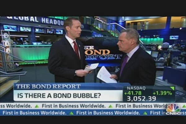 Is There a Bond Bubble?