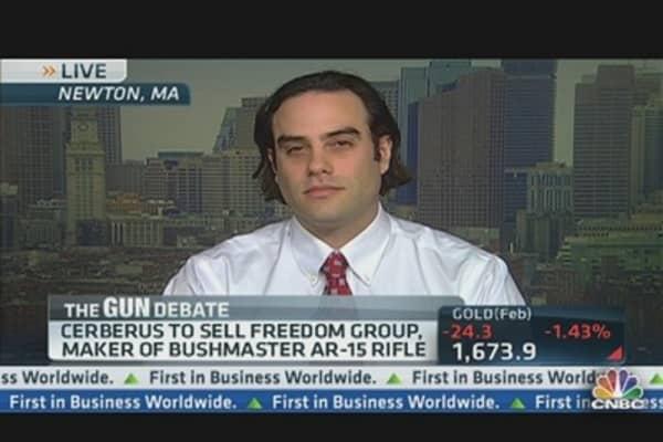 Gun Control: Should Investors Lead the Pressure?