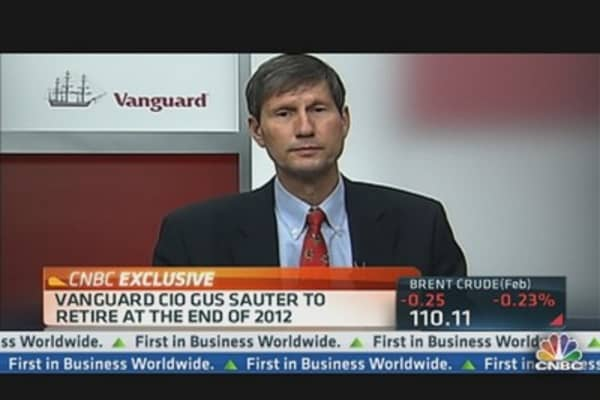 Vanguard CIO: Beware the Bond Bubble