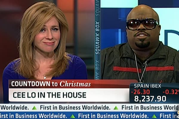 Cee Lo Green's Perfect Holiday Pitch