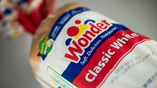 Hostess Wonder Bread
