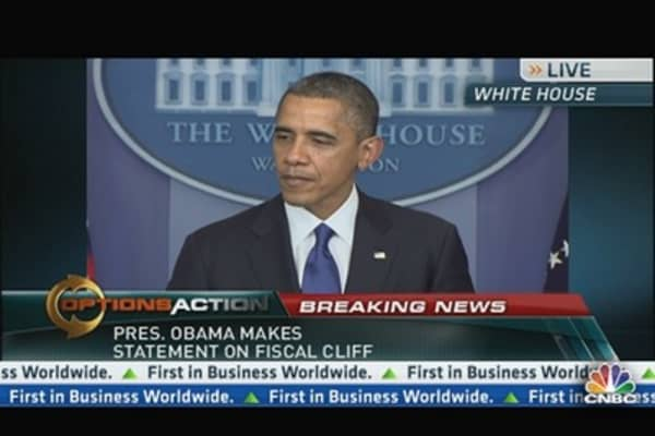 President Obama: Ready & Willing to Get a Comprehensive Package