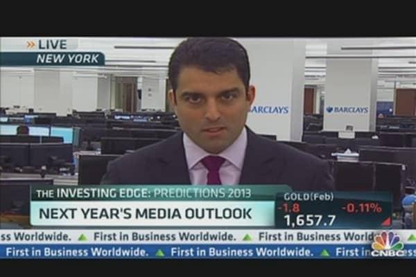 Top Media Picks in 2013