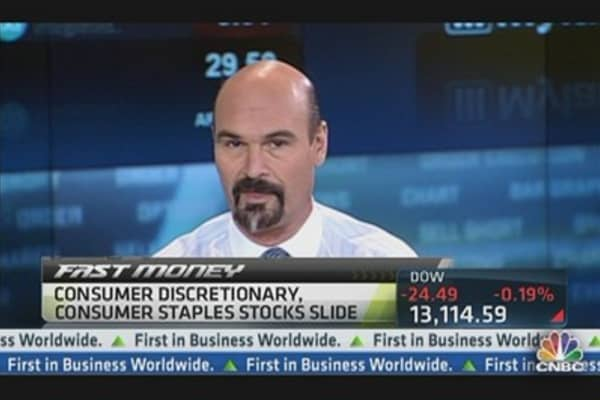 'I Would Sell With Both Hands': Najarian