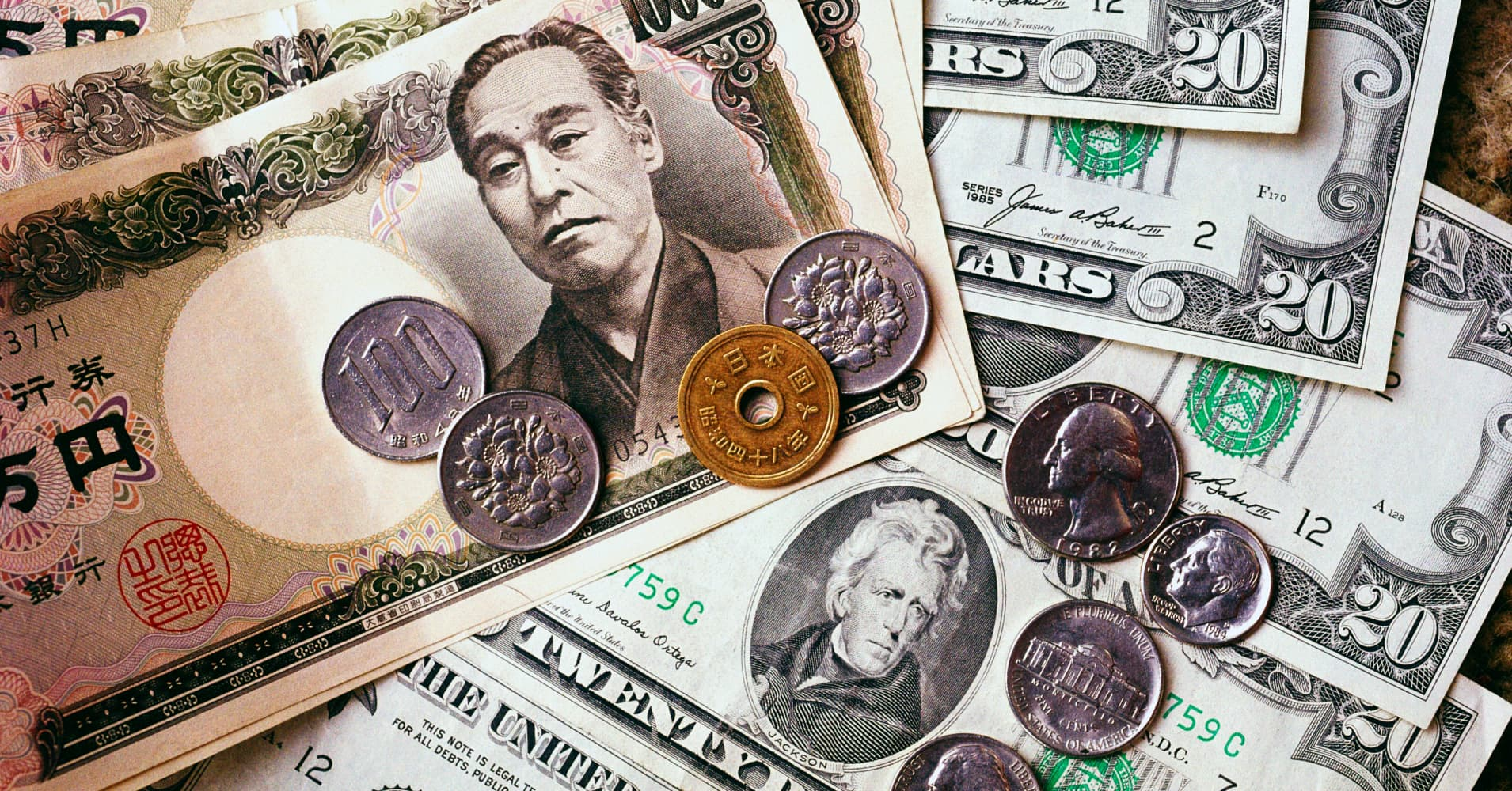 JPY:USD Currency Converter