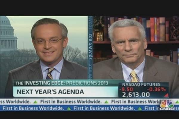 Capitol Hill Predictions In 2013