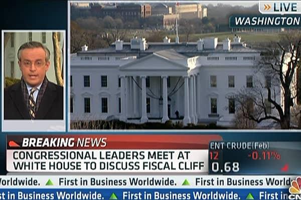 Pres. Obama Won't Make New Offer: Report
