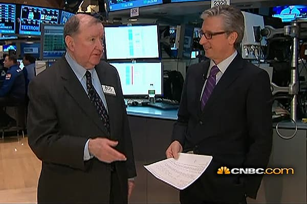 Art Cashin: 'New Money, New Year, First Day