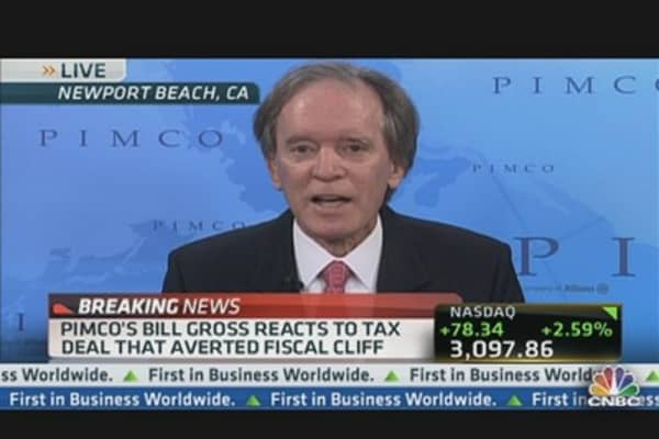 Bill Gross Reacts to Tax Deal