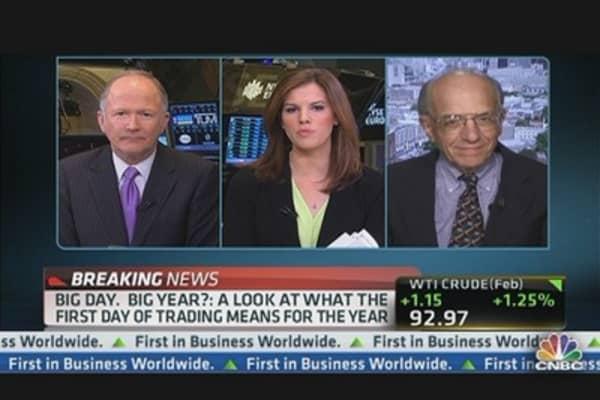 Big Day, Big Year?