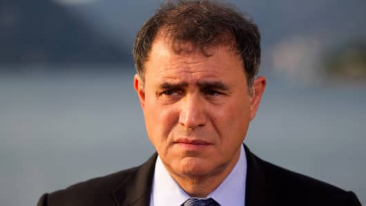 Nouriel Roubini, chairman and co-founder of Roubini Global Economics